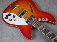 Wholesale 12 String Electric Guitar Cherry R Guitar strings High Quality