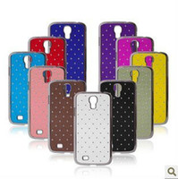 Wholesale Hot sale Crystal Diamond Star back hard cover Rhinestone Shiny cell Phone Case for Samsung Galaxy S4 SIV i9500