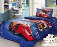 Wholesale cotton cartoon bedding set comforter set bedclothes for children