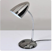 LED No AC Metal folding office desk lamp ofhead eye wrought iron