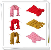 Wholesale High end Soft Shawls Wrap Scarves Cashmere Multicolor Balls Design Neckerchief Headware For Girls DRT