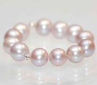 Wholesale 8 mm AA Quality Round Shape Lavender Genuine Freshwater Pearl Loose Beads Special Offer Pearl Jewelry New
