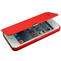 For Apple iPhone Leather White S5Q Horizontal Magnet Wallet PU Leather Pouch Case Cover Holster For iPhone 5 5S AAABCB