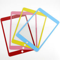 Wholesale For iPad Mini Front Screen Glass Lens Cover Replacement with no Touch For Apple iPad Mini