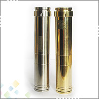 Electronic Cigarette Set Series  2014 Chi You Vaporizer Brass and Stainless Steel Chi You Mod 18650 18500 18350 Mechanical Chiyou Mod