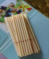Wholesale Super Quality Authentic Natural Beewax Ear Candle pairs