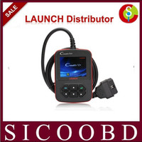 Wholesale Top Best Professional NEW LAUNCH CREADER VI VI Plus supporting JOBD Code scanner x431 Creader vi obd ii diagnostic scanner