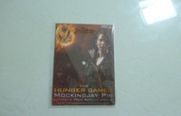 Wholesale Hunger Games birds Catching Fire PIN Card packing OPP bags