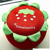 Wholesale Special offer popular Strawberry cartoon gas stool sits baby cartoon toys inflatable children chair