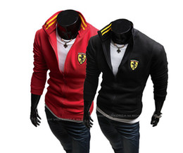 Wholesale Embroidery casual fashion sports jacket mens coat men s Outerwear men s jacket