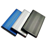Wholesale S9Q quot Sata to USB IDE Hard Disk Drive CADDY HDD Case External Enclosure AAAAMJ