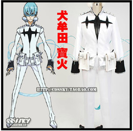 Wholesale New Arrival Kill la Kill Houka Inumuta Cosplay Costume