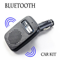 New Handsfree Headset Bluetooth Multipoint Car Kit Speaker F...