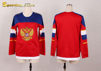 Cheap Cheap Hockey Jerseys Womens 2014 Olympic Jerseys Well Stitched Logos Hockey Wears Comfortable Embroidery Names Hockey Apparel for Lady