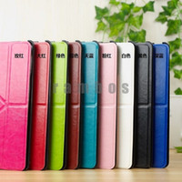 Wholesale Thin Leather Smart Case Cover Crazy Horse Grain for iPad Piece