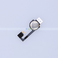 Wholesale Original Home Button Flex Cable With Key Cap assembly for iPhone G Replacement Parts