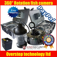 Wholesale 164ft CCD Color Camera Underwater Video Fishing Camera With m View