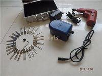 Wholesale Locksmith Tools the third generation universal electric bump pick lock gun unlock tool a stamping spear H233