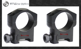 Wholesale Vector Optics Tactical mm Scope Mark Middle Weaver Mount Ring mm Base Fit for Aimpoint Leupold One pair
