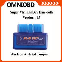 Code Reader elm 327 - Hottest sellingUniversal Super Mini ELM327 Bluetooth OBD OBD2 V2 mini elm bluetooth works with Android Torque ELM Car Code Scanner