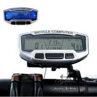 Wholesale S5Q in1 Waterproof Digital Bicycle Bike Computer Odometer Speedometer Stopwatch AAAAHX