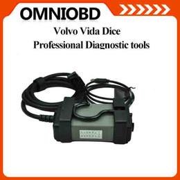 Wholesale 2016 Professional Car Diagnostic interface Volvo Vida Dice D for Multi language Volvo Vida Dice Fast Shipping