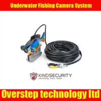 Wholesale New M TVL CCD Color Underwater Video Camera Fishing Camera System LED