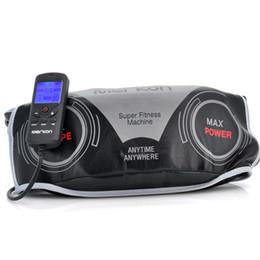 Wholesale Fitness Belt Waist Massager quot Merkon quot Heat Treatment Fat Burning Function