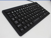 Wholesale 89 keys wired Silicone Keyboard USB keyboard and Built in mouse
