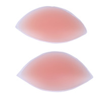 One Size   Sexy Women Lady Underwear Silicone Invisible Bra Nipple Stickers Chest Stickers DSH3*1