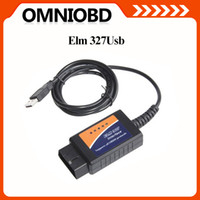 Code Reader auto scanner - OBD2 diagnostic tools ELM Interface OBD2 OBD Auto scanner USB car diagnostic scan tool