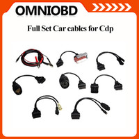 For Opel best ds system - 10PCS Best Quality Car Cables Full Set Pieces for DS TCS CDP Pro in DHL