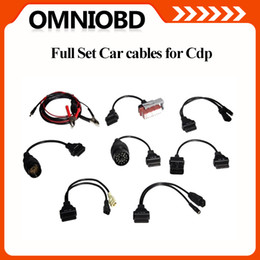 Wholesale 10PCS Best Quality Car Cables Full Set Pieces for DS TCS CDP Pro in DHL