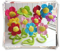 Wholesale Home Décor DIY Wedding gift cm household toys multifunctional artificial flower derlook cloth cartoon