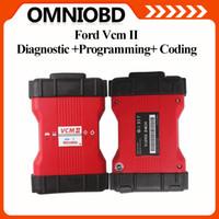 Wholesale New Release Ford VCM II IDS V86 OEM Level Diagnostic Tool support ford vehicles OBD2 Scanner FORD IDS VCM