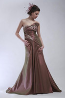 Wholesale 2014 formal dress sweetheart neckline evening dress customized size and measurement France Ireland Denmark Sweden