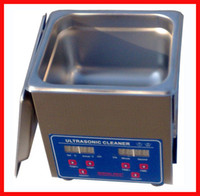 Wholesale 2L ultrasonic cleaner with timer and heater for parts washing like carb injector and cylinder
