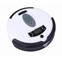 Wholesale New V V Y4038B Intelligent Automatic Robotic Intelligent Vacuum Cleaner White Fshow