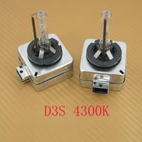 Wholesale Brand New Xenon HID Conversion Replace Bulb W D3S choose color temperature K K