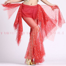 Wholesale Belly dance pants belly dancing pants women wear costumes sexy ears Tousha hakama pants highlights