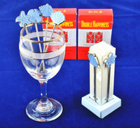 Wholesale 100sets in fruit fork gift wedding souvenirs party favor party gift wedding favors