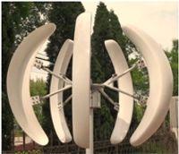 950mm axis turbine - 950mm length W Wind turbine Vertical axis blades Wind Generators