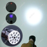 Flashlights LED Rechargeable Battery S5Q 3 in 1 UV LASER Ultraviolet Flashlight Light Lamp Torch 15 LED for Camping AAAAQE