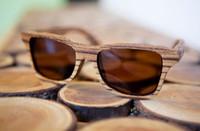 Cheap 2015 Coating Eye Glasses Men Wood Sunglasses Fashion Gafas Bamboo Wooden Sunglasses Women Brand Designer Sports Oculos k301