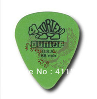 Wholesale 72 piece Guitar Picks mm Green Dunlop Tortex Tortex Guitar Picks from china Color optional