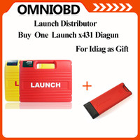 Wholesale 2014 Newest Version Over138 Software Free Update Launch X431 Diagun Diagun x431 with gift One idag