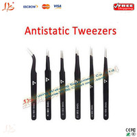 Wholesale set TOYO bga antistatic tweezers for bga repair best price bga kit