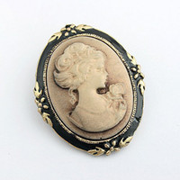 Wholesale 6 lotMin order is mix order Wholesales New Arrival Hot Sales Korean Lovely Classical Brooch Queen Victoria X16