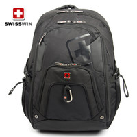 Wholesale Swisswin Army Knife backpack shoulder backpack computer backpack man backpack shoulder travel backpack
