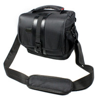 Soft Bag Nylon #F413B 2013 Camera Bag Case for Canon DSLR Rebel T2i T3i T4i T5i EOS 700D 650D 600D 70D 60Da 60D Free Sipping & Wholesale